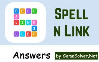 Spell n Link Answers