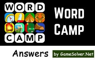 Word Camp Answers