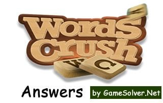 Words Crush Answers