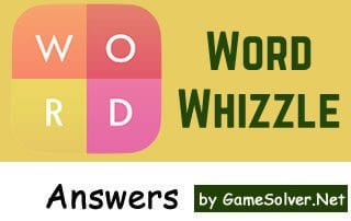 Word Whizzle Answers