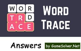 Word Trace Answers