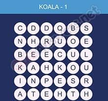 Word Smart Koala Level 1