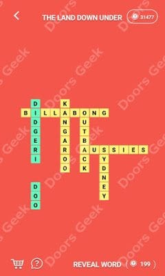 Wordcross Ostrich Level 113