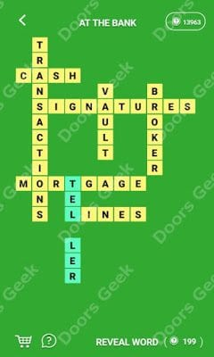 Wordcross Horse Level 176