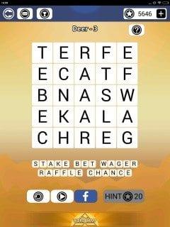 Word Camp Deer Level 1-3