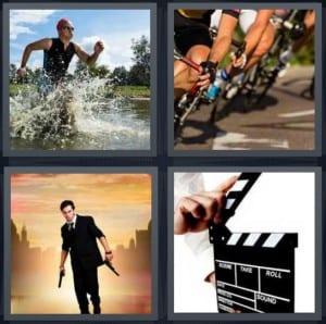 Run, Bike, Hero, Film