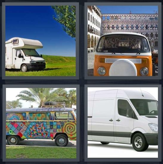 Camper, Volkswagon, Hippie, Vehicle