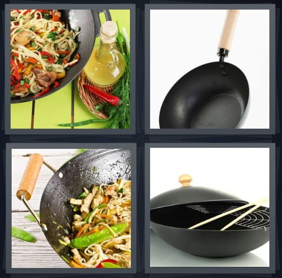4 Pics 1 Word 3 Letters Answers