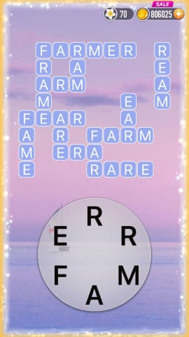 Word Crossy Level 102 Answers