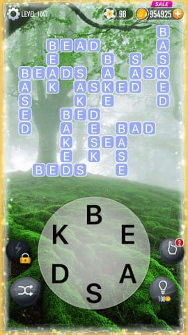 Word Crossy Level 1047 Answers