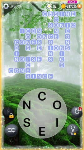 Word Crossy Level 1056 Answers