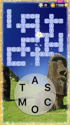 Word Crossy Level 1144 Answers