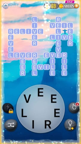 Word Crossy Level 1196 Answers