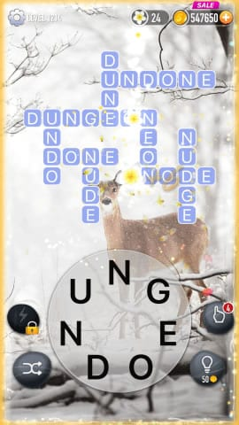 Word Crossy Level 1214 Answers