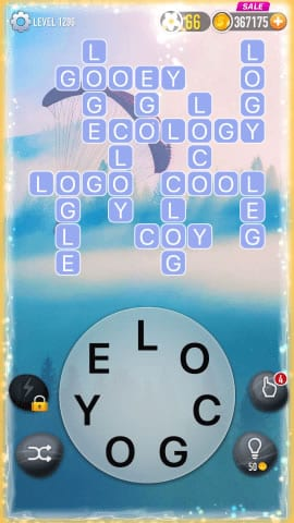 Word Crossy Level 1296 Answers