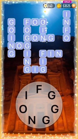 Word Crossy Level 1437 Answers