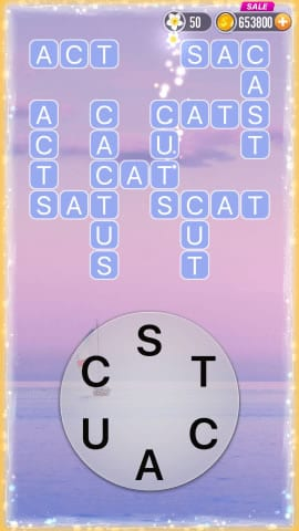 Word Crossy Level 144 Answers