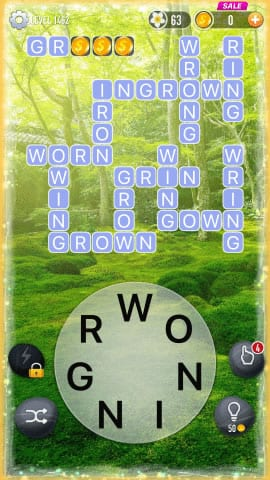 Word Crossy Level 1462 Answers