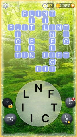 Word Crossy Level 1468 Answers