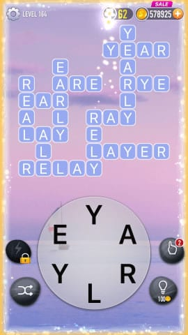 Word Crossy Level 164 Answers