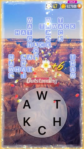 Word Crossy Level 1679 Answers