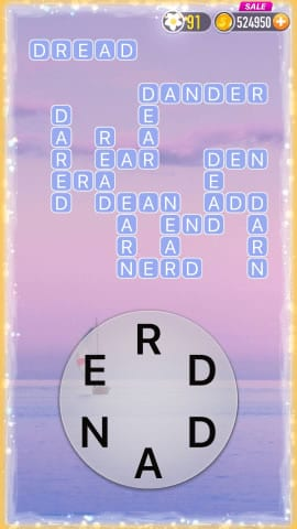 Word Crossy Level 178 Answers