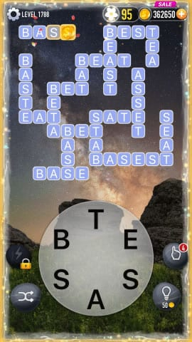 Word Crossy Level 1788 Answers