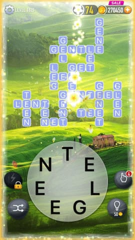 Word Crossy Level 1826 Answers