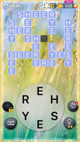 Word Crossy Level 2066 Answers