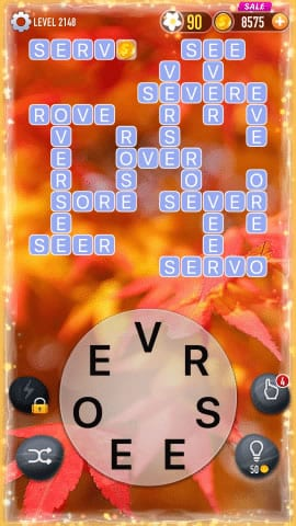 Word Crossy Level 2148 Answers