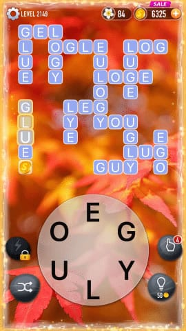 Word Crossy Level 2149 Answers