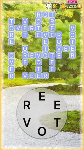 Word Crossy Level 2224 Answers