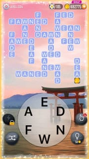 Word Crossy Level 2254 Answers