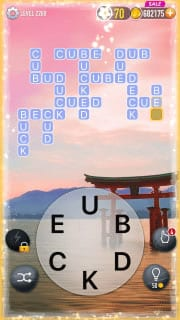 Word Crossy Level 2260 Answers