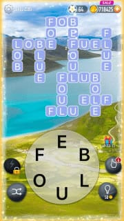 Word Crossy Level 2285 Answers