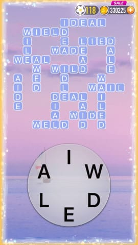 Word Crossy Level 230 Answers