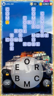 Word Crossy Level 2331 Answers