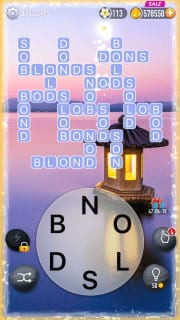 Word Crossy Level 2348 Answers