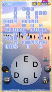 Word Crossy Level 2356 Answers