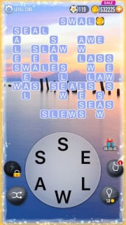 Word Crossy Level 2366 Answers