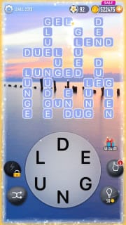 Word Crossy Level 2370 Answers