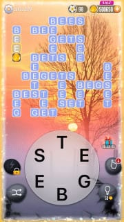 Word Crossy Level 2378 Answers