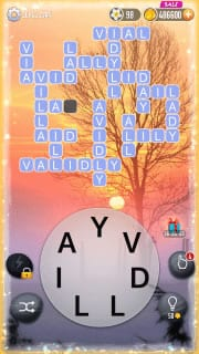 Word Crossy Level 2384 Answers
