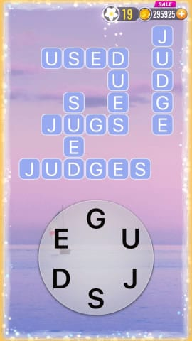 Word Crossy Level 239 Answers
