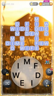 Word Crossy Level 2396 Answers
