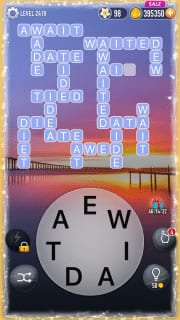 Word Crossy Level 2419 Answers
