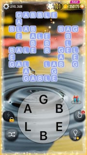 Word Crossy Level 2438 Answers