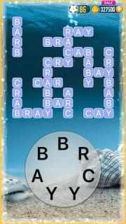 Word Crossy Level 2448 Answers