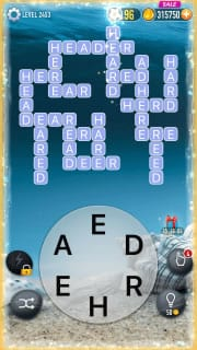 Word Crossy Level 2453 Answers
