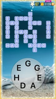 Word Crossy Level 2455 Answers